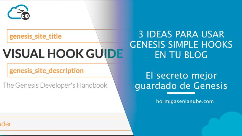 genesis simple hooks