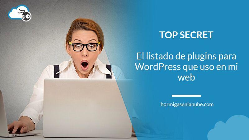 Listado de plugins para WordPress