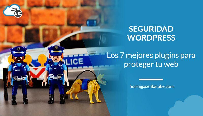Plugins de seguridad para wordpress