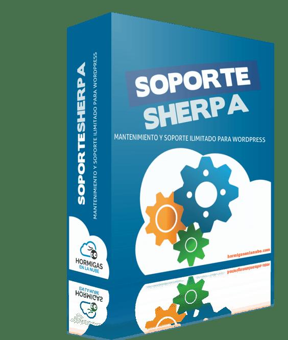 Soporte Sherpa