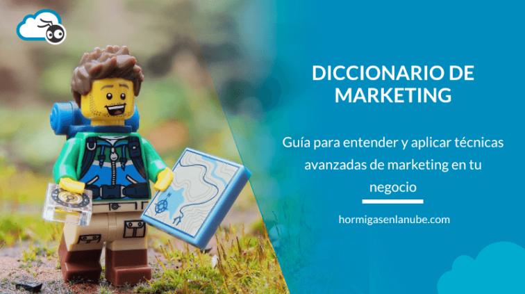 términos de marketing