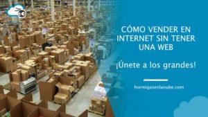 vender en Internet sin tener una web
